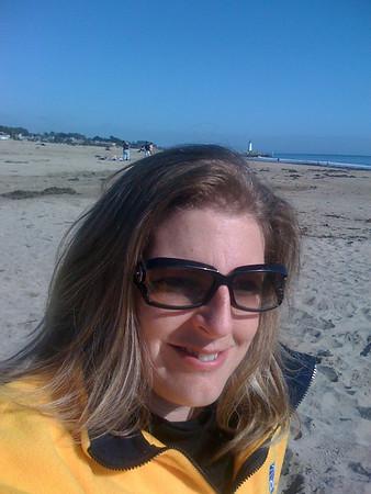 Sunday at Seabright Beach: 3/9/09