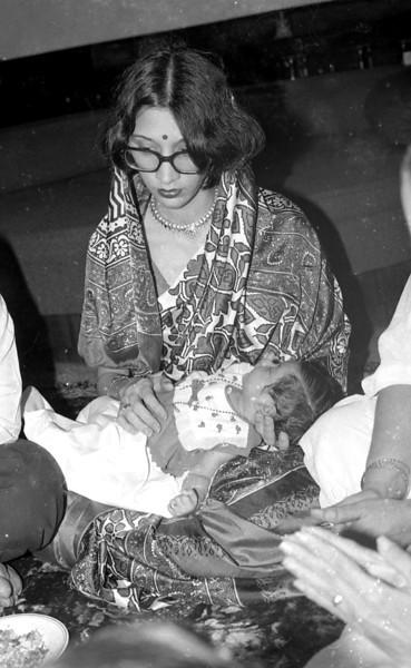 Hitasha at birth