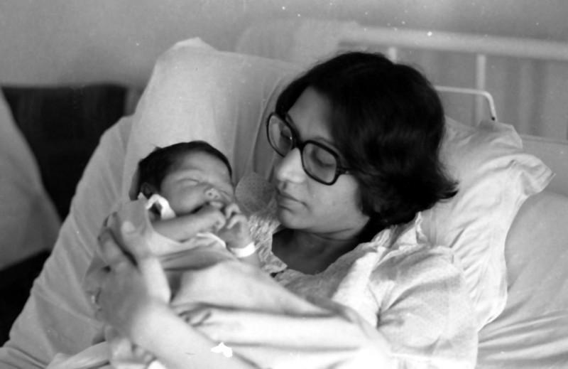 Romita at birth