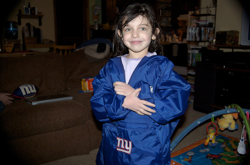 Superbowl 42 - Giants 17, Pats 14