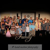 10 x 8 inch Family Photo for The Winder Family October 2011
