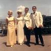 Susan, Patty, Joe Ernst and Bobby - 1967