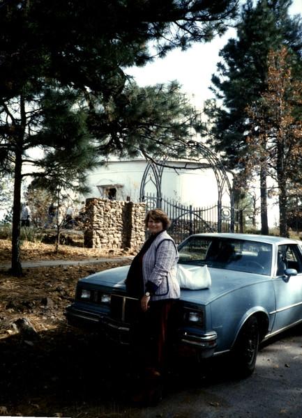 Susan and car