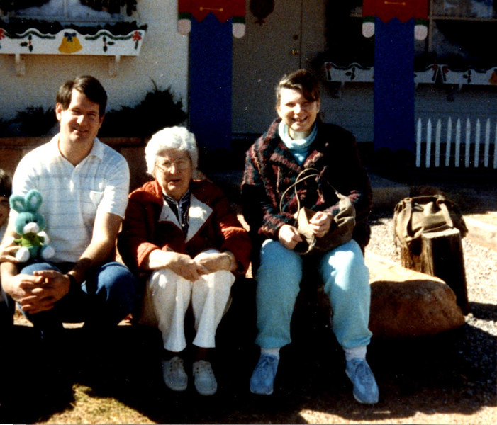 Tom, Mary And Susan