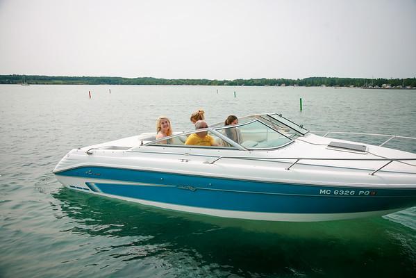Boating 7-3-15