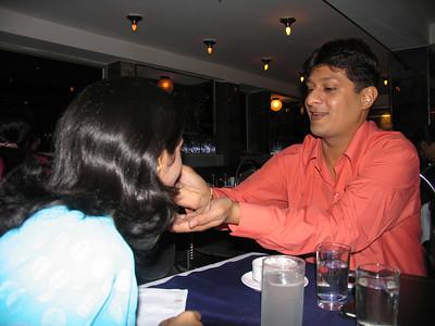 Swati & Deepak Dinner Meet
