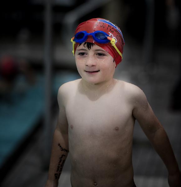 Swim Meet-