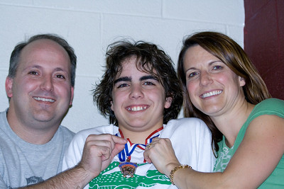 Swimming 2008 Michigan State Meet