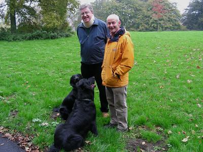 Swindon & Deddington, October 2007