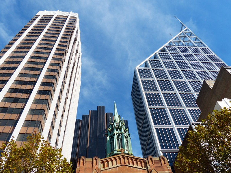 Sydney - Macquarie Street