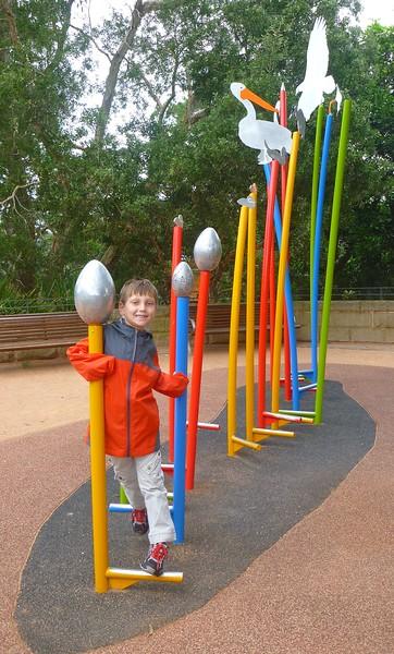 Sydney - Taronga Zoo - Alex