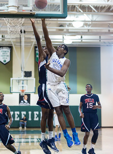 South Lakes vs National Christian Academy Boys Varsity Basketball (26 Dec 2014)