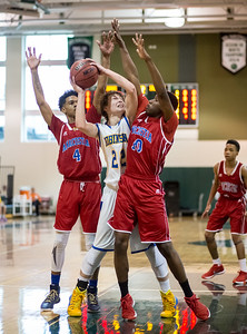 Robinson vs Anacostia Boys Basketball (28 Dec 2015)