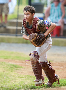 Augusta vs Lane Baseball (18 Jul 2015)