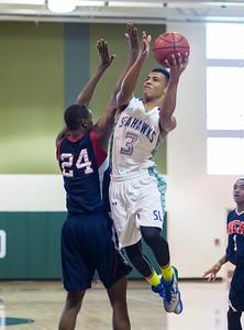 South Lakes vs National Christian Academy Boys Varsity Basketball (26 Dec 2014)