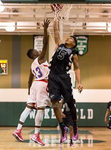 T.C. Williams vs Kecoughtan Boys Varsity Basketball (26 Dec 2014)