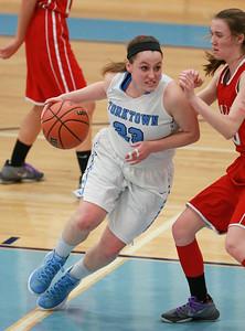 McLean @ Yorktown Girls Basketball (05 Feb 2016)
