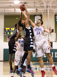 T.C. Williams vs Kecoughtan Boys Varsity Basketball (26 Dec 2014)