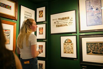 House of MinaLima, designers of Harry Potter