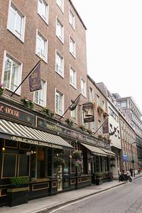 Pub on the street