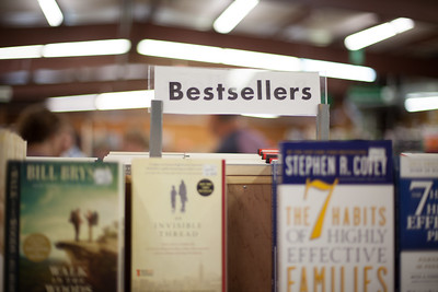 Bestsellers sell out quickly due to popular demand