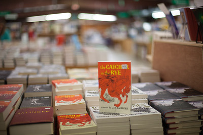 """Classics such as """"The Catcher in the Rye,"""" """"The Lord of the Flies"""" and """"To Kill a Mockingbird"""" are availible in excess"""