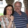 Rosemary and Andy at Sylvia's 100th