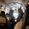 11  inside the Beechcraft