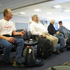 1. meeting in Houston Airport