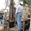 5.Rick checking rig