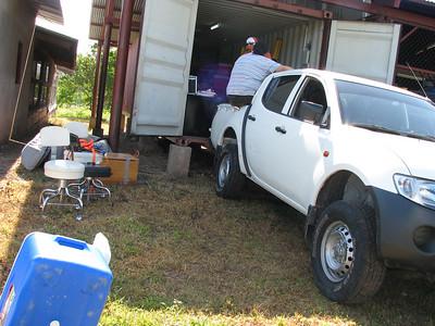 Honduras Medical Mission May 09 last days