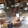 15. chuck wagon setup