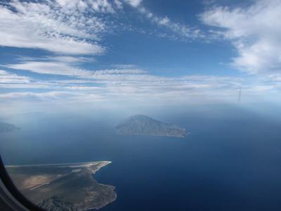 2  I try for an aerial view of Espirtu Santos