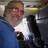1  Glen in the airplane bound for La Paz