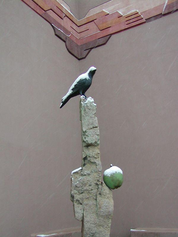 sculpture in santa fe 2005 jpeg