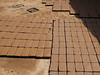 7  freshly made bricks