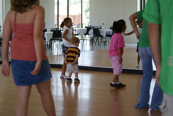 Symon Dance Camp
