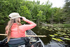 Canoeing Loon Lake