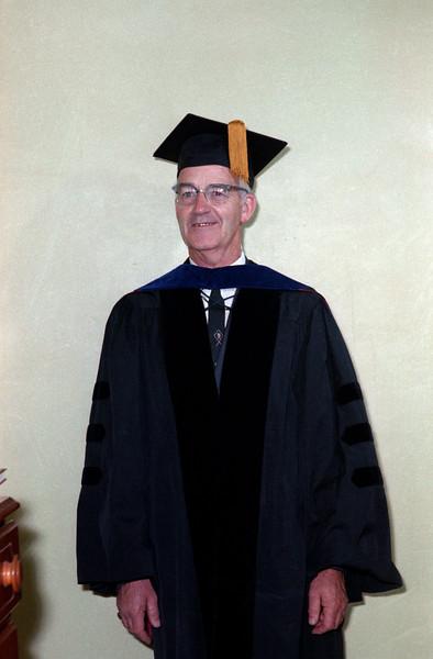 1962 - T Edgar Lyon Graduation (June)