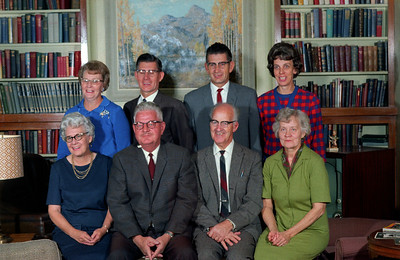 1964 - Forsberg Family (Nov 2)
