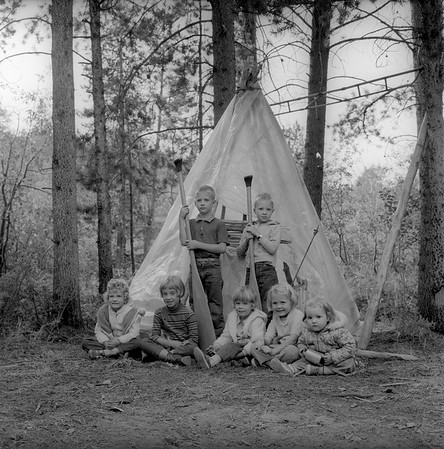 1966 - Cabin, Labor Day
