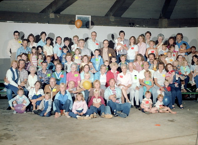 1967 - Lyon Family Reunion