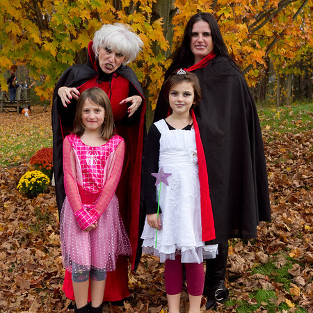 TJ Rachael Halloween Party 2013