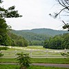 Blackberry Farm was first built by Florida and David Lasier in 1940 and opened in May 1941. The plan for Blackberry was for it to be a mountain inn operated by David Lasier's sister, Ruth Lasier Harris and her husband, Jim.