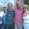 FAMILY REUNION...SO FUN. INA, BERNDT, MATS & ANN...