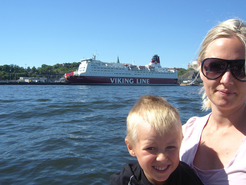THIS WAS ANOTHER BOAT TRIP...WORDS CANNOT DESCRIBE THE BEAUTY OF SWEDEN...YOU JUST HAVE TO GO...