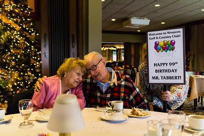 Tab's 99th Birthday