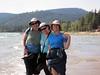 Afternoon lake excursion-three cusins