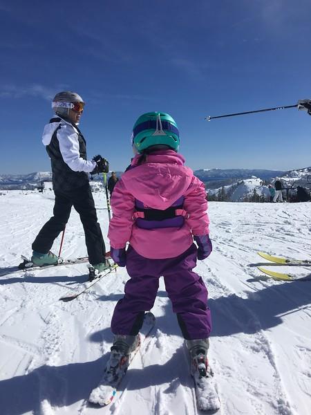 Tahoe Ski Trips 2017