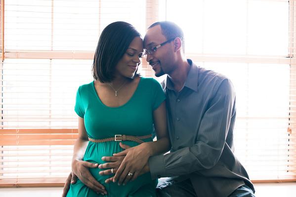 Takea & Derrick Maternity Session